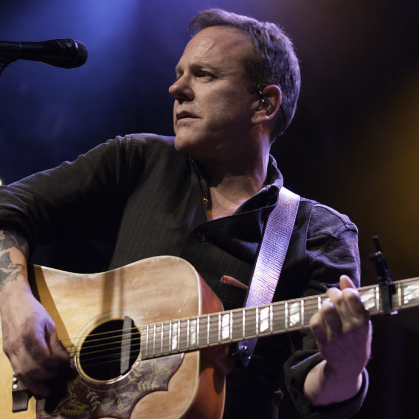 CPTV Kiefer Sutherland Concert at The Kate
